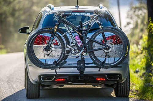 Swagman Chinook Hitch Bike Rack
