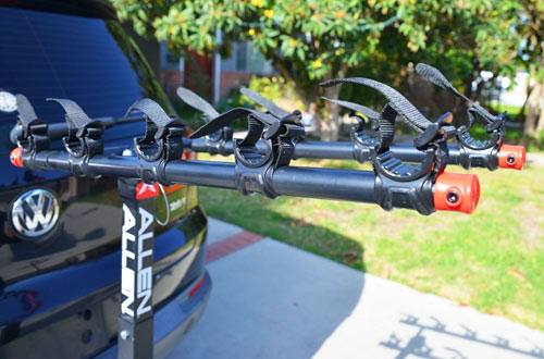 Allen Sports 5-Bike Hitch Racks for Trailer Hitch