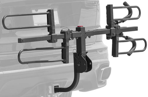 BV Bike Bicycle Hitch Mount Rack Carrier for Car, Truck & SUV