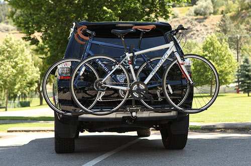 Swagman XC Cross-Country 2-Bike Hitch Mount Rack/Receiver
