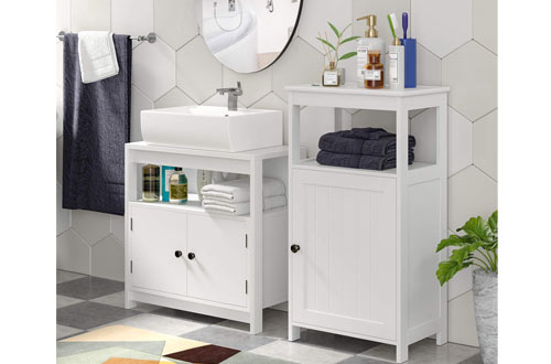 Best Free Stranding Bathroom Storage Cabinets Reviews In 2021