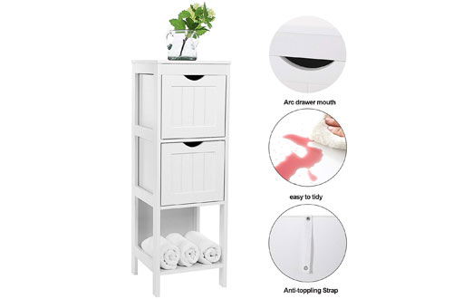 Multifunctional Bathroom Storage Organizer