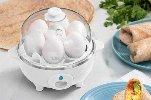 Maxi-Matic EGC-007 Electric Egg Poacher with Auto Shut-Off