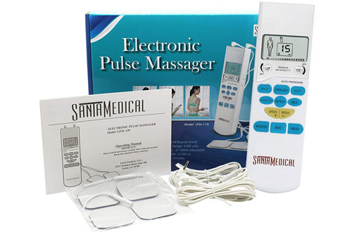 Santamedical Handheld Electronic TENS Machine