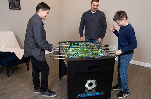 Top 10 Best Indoor Outdoor Foosball Tables For Sale Reviews