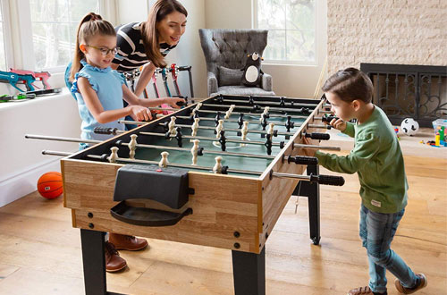 Best Combo Game Table Set with Pool, Foosball, Ping Pong, Hockey, Bowling, Chess, and More