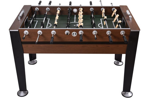 GOPLUS Competition Sized Foosball Table - Soccer Game Table