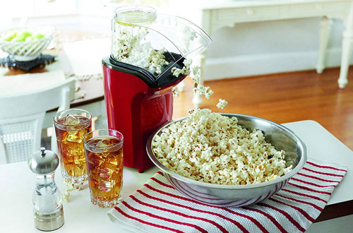 Hamilton Beach 73400 Red Hot Air Popcorn Popper