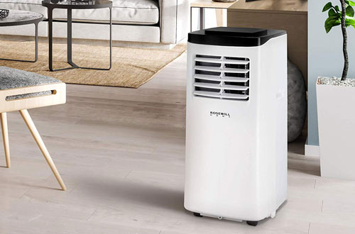 RosewillQuiet Evaporation AC Unit for Room Use -AC Fan & Dehumidifier
