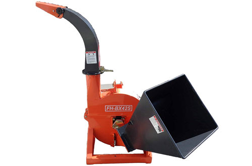 Farmer Helper Commercial Wood Chipper
