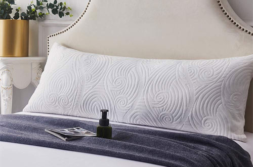 Long Sleeping Pillow with Cover