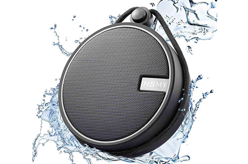 INSMYIPX7 WaterproofShower Bluetooth Speakerwith HD Sound