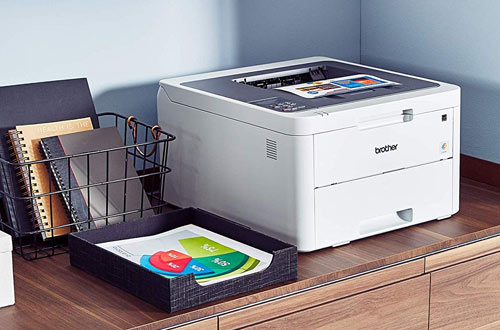 Wireless Color Laser Printers