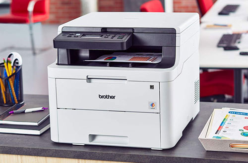 Brother HL-L3290CDW Digital Compact Color Printer