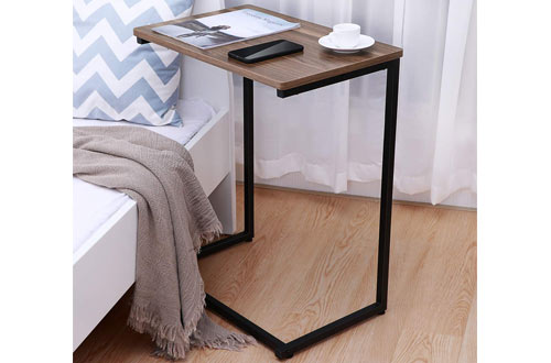 Homemaxs Sofa C Side Tables for Small Space