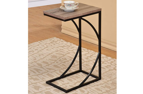 eHomeProducts Reclaimed Slim End Table