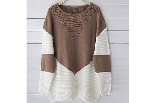 Shermie Women's Knitted Sweaters