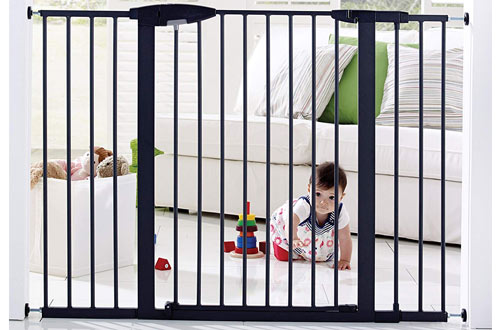 Munchkin Easy Close Wide Metal Baby Gate