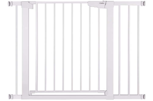 Cumbor Extra Wide Baby Gates & Extra Tall and Wide Child Gate for Doorway