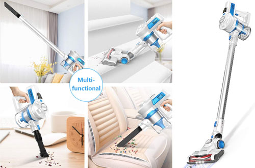 JASHEN Powerful Stick Vacuum Cleaners