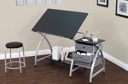 SD Studio Designs Drawing, Drafting & Craft Table