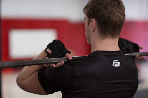 New Ventilated Crossfit Weight Lifting Gloves for Men and Women