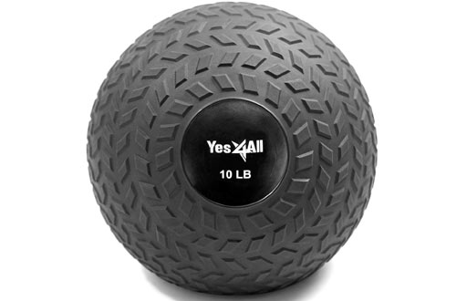 Yes4All Weighted Slam Ball Workout