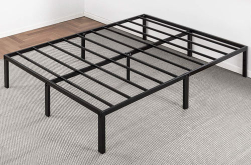 Best Price Metal Twin Mattress Bed Frame - Metal Platform Bed Frame