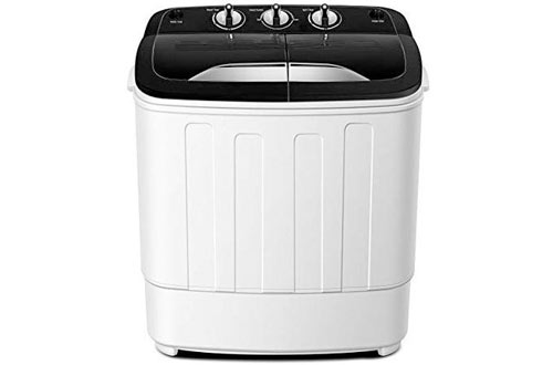 Think Gizmos Portable Washing Machines with Twin Tub Washer Machine
