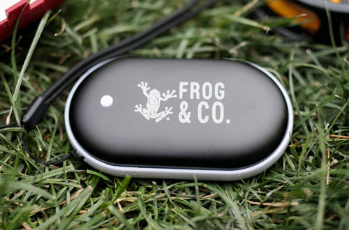Survival Frog QuickHeat Rechargeable Hand Warmers for Camping & Outdoors