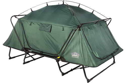 Kamp-Rite Folding  Double Tent Cot for 2 Person