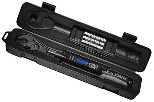 CPS BLACKMAX BTLDTW Adjustable Digital Torque Wrenches
