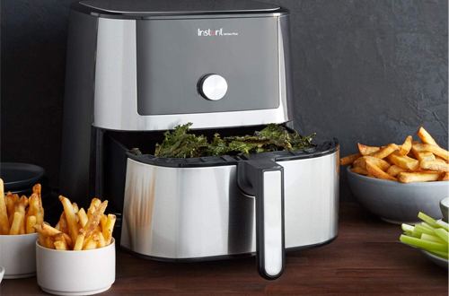 Instant Pot Vortex Plus Air Fryers - Best Fries Ever - Dehydrator
