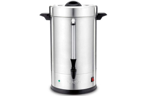 Waring Commercial WCU110 S/S 120V 110 Cup Coffee Urns