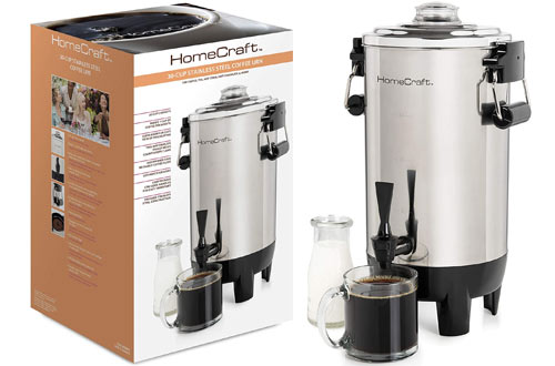 Automatic Stainless Steel Coffee Urns