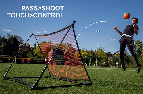 QuickPlay Spot Elite Soccer Rebounders and Free Kick Wall